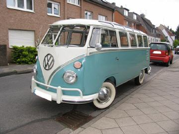 VW-Bus T1 Samba