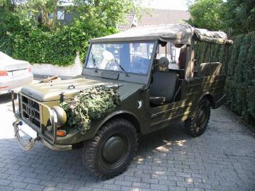 DKW Mungo