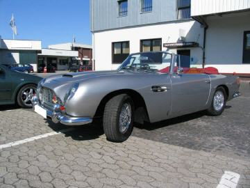 Aston Martin DB5 Baujahr 1964
