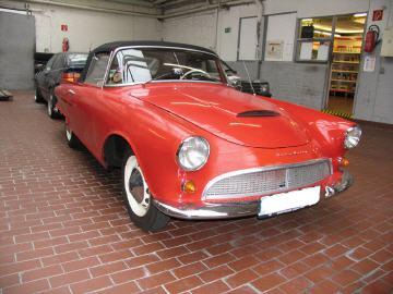 DKW 1000 SP Bj.1962