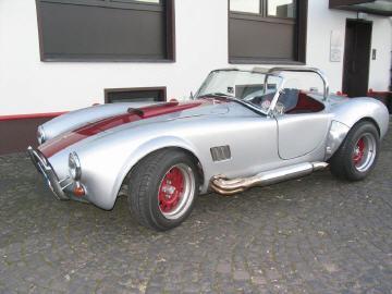 Pilgrim Cobra Replika Baujahr 1972