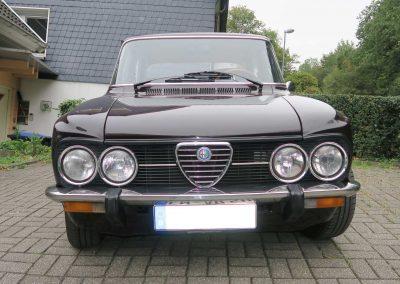 Alfa Romeo Giulia Nuova 1300L Baujahr 1977 (1)