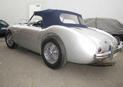 Austin Healey 1004 BN 1 Baujahr 1955 (2)