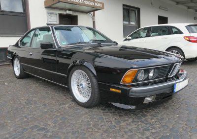 BMW M6 US Version Baujahr 1988
