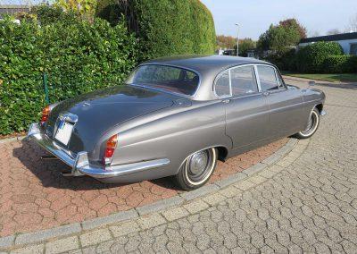 Jaguar MK10 Baujahr 1966 (2)
