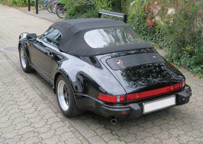 Porsche 911 Speedster Baujahr 1989 (2)