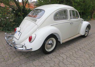VW Käfer Export Baujahr 1962 (2)