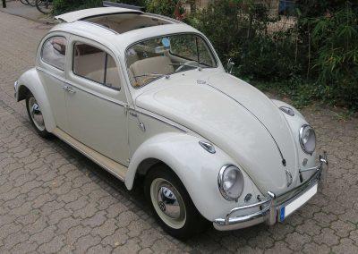 VW Käfer Export Baujahr 1962 (1)
